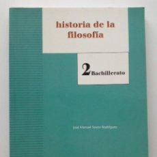 Libros de segunda mano: HISTORIA DE LA FILOSOFIA 2 - 2º BACHILLERATO - PENTA EDITORIAL - 2003 - NUEVO. Lote 26219913