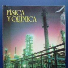 Livres d'occasion: FISICA Y QUIMICA 2 - 2º DE BUP - EDITORIAL EVEREST - 1982. Lote 26319812