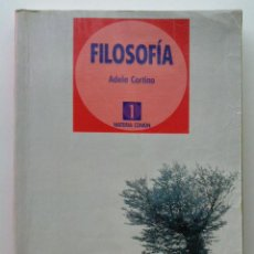 Libros de segunda mano: FILOSOFIA 1 - 1º BACHILLERATO - SANTILLANA - 1997. Lote 27476368