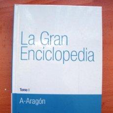 Libros de segunda mano: LA GRAN ENCICLOPEDIA DE VOCENTO, TOMO I, A-ARAGÓN. NUEVO. Lote 27740027