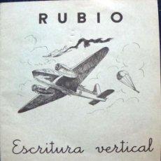 Libros de segunda mano: CUADERNO RUBIO DE ESCRITURA LOS DEL COLE DE LOS 60 EL Nº 3. Lote 28456203