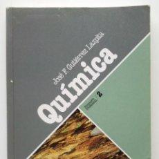 Livres d'occasion: QUIMICA - FP2 - EDITORIAL LARRAURI. Lote 28818203