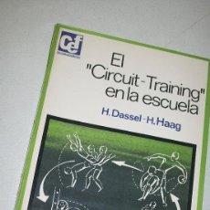 Libros de segunda mano: EL CIRCUIT-TRAINING EN LA ESCUELA-H.DASSEL Y H.HAAG-1978-EDT: KAPELUSZ-ARGENTNA. Lote 28907856