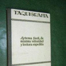 Libros de segunda mano: METODO DE TAQUIGRAFIA, DE ROMULO G. MENDOZA. Lote 29005594