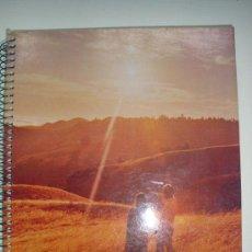 Libros de segunda mano: EL CUADERNO DE 2 RAYAS DE LOS 70, CUANDO EMPEZARON A VENIR CON ESPIRAL DE HORBY. Lote 29220878