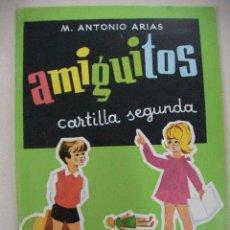 Gebrauchte Bücher - AMIGUITOS CARTILLA SEGUNDA DE M. ANTONIO ARIAS - 49310114