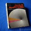 Libros de segunda mano: HISTORIA DEL PENSAMIENTO FILOSOFICO Y CIENTIFICO ( COU DEL CURSO 1975 - 1976 ). Lote 29374801