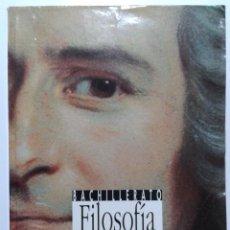 Libros de segunda mano: FILOSOFIA 3 - 3º BACHILLERATO - EDICIONES ANAYA - 1996. Lote 29673809