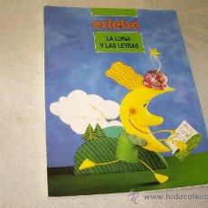 Livros em segunda mão: LA LUNA Y LAS LETRAS ( EDUCACION INFANTIL) EDEBE 1996 ) - COMO NUEVO , SIN USAR -. Lote 29893738