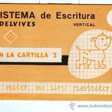 Libros de segunda mano: CUADERNILLO ESCRITURA VERTICAL * EDELVIVES * Nº 7. Lote 29914294