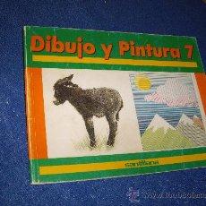Libros de segunda mano: DIBUJO Y PINTURA 7 ( 7º DE EGB ) - SANTILLANA 1995 - ¡ SIN USAR !. Lote 30582229