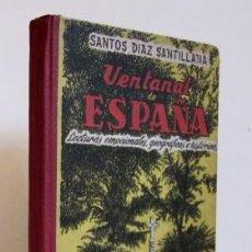 Libros de segunda mano - VENTANAL ESPAÑA - LIBRO ESCOLAR - 30956288