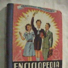 Libros de segunda mano: ANTIGUO LIBRO DE TEXTO ENCICLOPEDIA PRACTICA GRADO ELEMENTAL. Lote 31109882