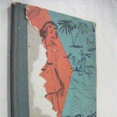 Libros de segunda mano: FIGURAS Y PAISAJES - SEGUNDO LIBRO DE LECTURAS DE JOSE Mª VILLERGAS. Lote 31124382
