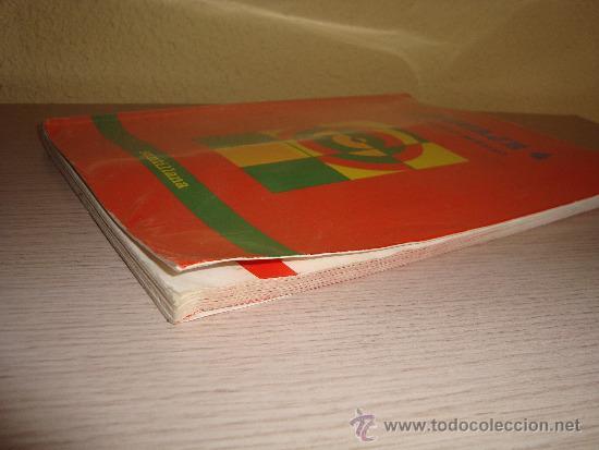 Libros de segunda mano: LENGUAJE 4º EGB CICLO MEDIO EDITORIAL SANTILLANA AÑO 1988 - Foto 5 - 31198649
