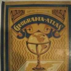 Libros de segunda mano - GEOGRAFIA - ATLAS. GRADO SUPERIOR. RAFAEL BALLESTER.DALMAU CARLES PLA 1949 - 31794143