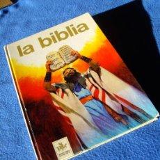 Libros de segunda mano: LA BIBLIA - ENOGRAPH 1976 ( PASTAS DURAS ). Lote 32605418