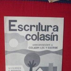 Libros de segunda mano: CUADERNO DE ORTOGRAFIA--EDITORIAL MIGUEL A. SALVATELLA--. Lote 33091412