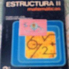 Libros de segunda mano: LIBRO DE TEXTO 2º BUP. Lote 33141315