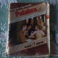 Libros de segunda mano: LIBRO DE TEXTO 1º BUP. Lote 33260918