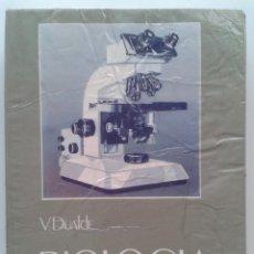 Libros de segunda mano: BIOLOGIA - V. DUALDE - COU - ECIR - 1988. Lote 33478006