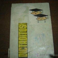 Libros de segunda mano: DICTADITOS. AÑO 1964. ED. OCHOA. Lote 34140096