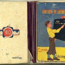 Libros de segunda mano: BRUÑO ARITMÉTICA 1ER GRADO (1943). Lote 34513369