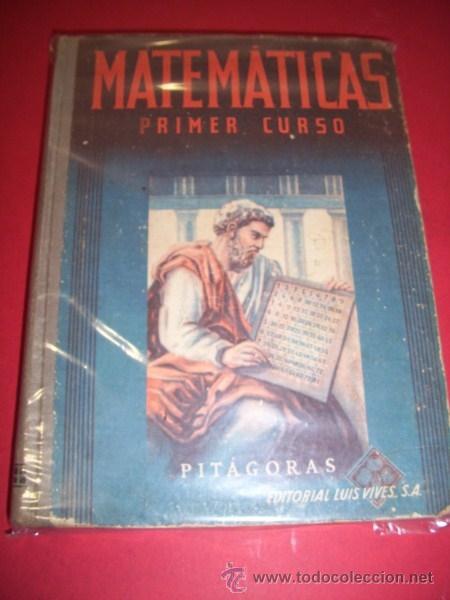 EDELVIVES. MATEMÁTICAS. PRIMER CURSO (Libros de Segunda Mano - Libros de Texto )