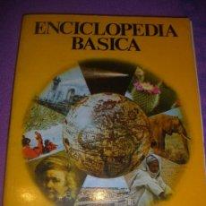 Libros de segunda mano: ENCICLOPEDIA BÁSICA.AÑO INTERNACIONAL DEL NIÑO.1979.EDICIÓN ESPECIAL PARA CAJA DE AHORROS VALLADOLID. Lote 35009670