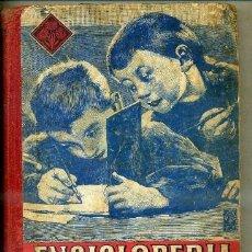 Libros de segunda mano: ENCICLOPEDIA EDELVIVES PRIMER GRADO (1944). Lote 47352580