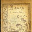 Libros de segunda mano: SALINAS : ATLAS HISTÓRICO GENERAL Y DE ESPAÑA (1951). Lote 35341035