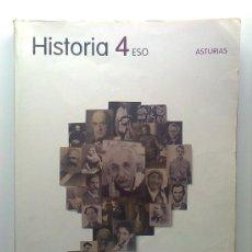 Libros de segunda mano: HISTORIA 4º 4 ESO SANTILLANA 2008. Lote 35671127