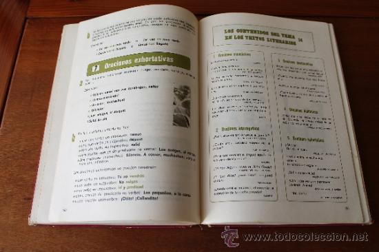 Libros de segunda mano: CONSULTOR 4/5 - LENGUAJE - LIBRO DE TEXTO, CONSULTA - EGB - SANTILLANA 1971 - Foto 2 - 35834431