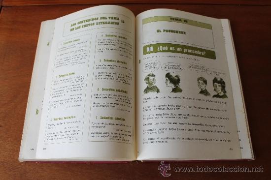 Libros de segunda mano: CONSULTOR 4/5 - LENGUAJE - LIBRO DE TEXTO, CONSULTA - EGB - SANTILLANA 1971 - Foto 5 - 35834431