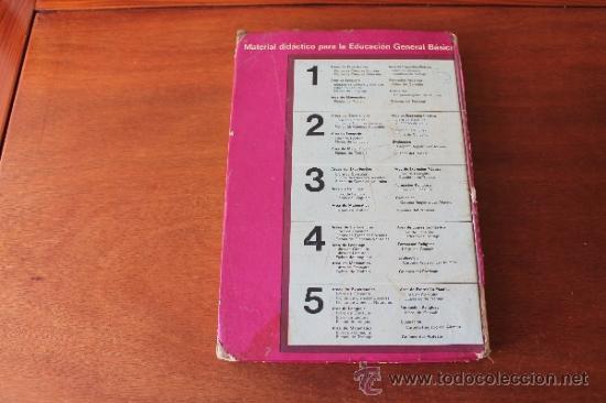 Libros de segunda mano: CONSULTOR 4/5 - LENGUAJE - LIBRO DE TEXTO, CONSULTA - EGB - SANTILLANA 1971 - Foto 9 - 35834431