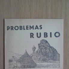 Libros de segunda mano: CUADERNOS RUBIO PROBLEMAS RUBIO EJERCICIOS DE ARITMETICA SEGUNDA PARTE CUADERNO 15. Lote 98796599