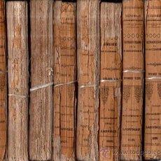 Libros de segunda mano: MEMOIRES DE BOURRIENNE, SUR NEPOLEÓN ET LA RESTAURATION, 10 TMS EN 10 VOLS, PARIS LADVOCAT 1829. Lote 35907539