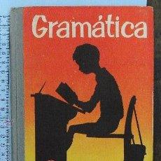 Libros de segunda mano: GRAMÁTICA DE VIVES ILUSTRADO 1964. Lote 36317973
