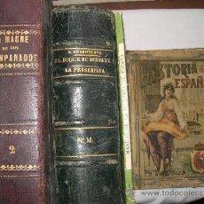 Libros de segunda mano: LOTE LIBROS ANTIGUOS 4 (CALLEJA, BARRIONIEVO...). Lote 36447115