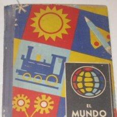 Libros de segunda mano: EL MUNDO DE LAS COSAS ED.DALMAU PLA 1965. Lote 36768303