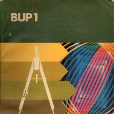 Livres d'occasion: DIBUJO BUP 1 - EVEREST 1975. Lote 36686571