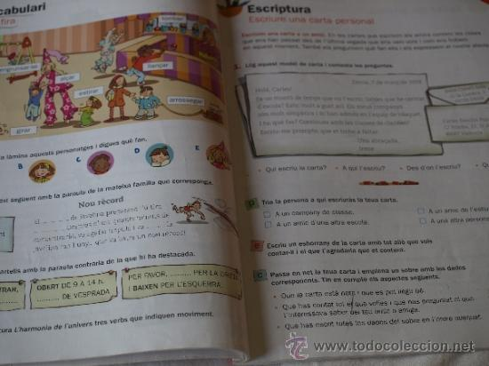 llengua valenciana 4º primaria santillana-voram - Comprar