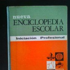 Gebrauchte Bücher - NUEVA ENCICLOPEDIA ESCOLAR - INICIACIÓN PROFESIONAL - HIJOS DE SANTIAGO RODRÍGUEZ - 1968 - 37123156