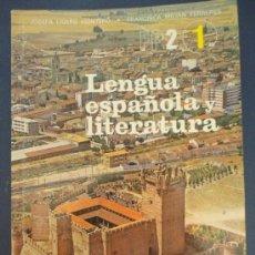Livres d'occasion: LENGUA ESPAÑOLA Y LITERATURA (1) FP2 EDELVIVES. Lote 37564873