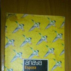 Libros de segunda mano: LIBRO TEXTO CIENCIAS NATURALES 6º EGB ANAYA ESPORA EQUIPO ALMENAR 1983. Lote 37568520