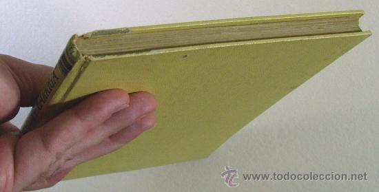 Libros de segunda mano: Deterioro en la parte inferior de portada y contraportada - Foto 9 - 38442919