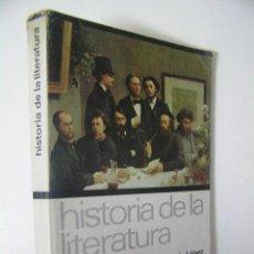 Livres d'occasion: HISTORIA DE LA LITERATURA 6º, GARCIA LOPEZ,1975,TEIDE ED, REF DE TEXTO C3. Lote 38540940