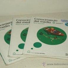Libros de segunda mano: CONOCIMIENTO DEL MEDIO 5º PRIMARIA LA CASA DEL SABER. SANTILLANA .COMUNIDAD VALENCIANA. USA . Lote 38697729