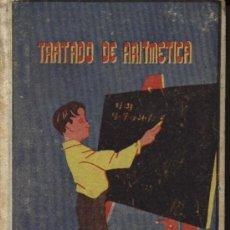 Libros de segunda mano: BRUÑO / TRATADO DE ARITMETICA ELEMENTAL. 1ER GRADO. Lote 39006642