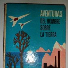 Libros de segunda mano - AVENTURAS DEL HOMBRE SOBRE LA TIERRA - EL CARRO VERDE. (1963) ver índice completo. - 39114865